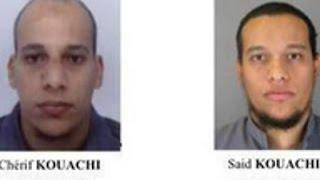 France Releases Shooting Suspect Pictures