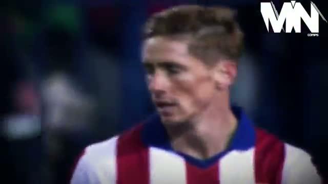 Fernando Torres DEBUT vs Real Madrid (07/01/2015)