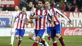Atletico Madrid vs Real Madrid 2-0 2015 All Goals & Full Highlights HD Video