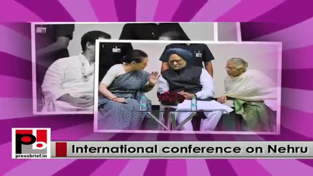 World leaders attend International Conference to mark Pt Nehru's 125th birth anniversary