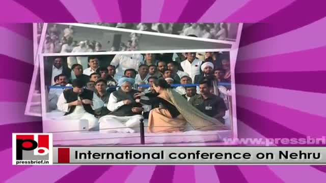 Nehru's 125th birth anniversary-Congress holds international conference