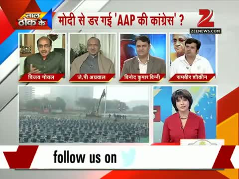 Taal Thok Ke: Will Modi magic work in Delhi?