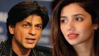 ShahRukh Khan To ROMANCE Pakistani Actress Mahira Khan In RAEES Video