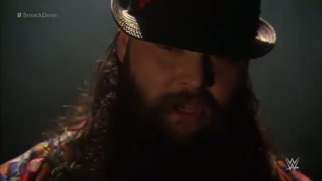 Bray Wyatt declares his intention to enter the Royal Rumble: WWE SmackDown, January 9, 2015