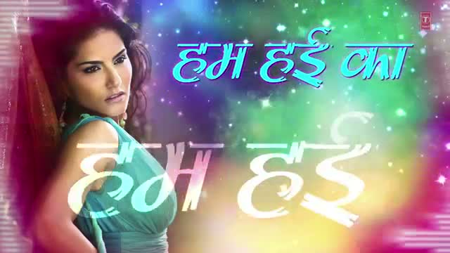 """Kabhi Jo Badal Barse"" Remix [ Bhojpuri Version ] | Lyrics Video | Jackpot Feat. Sunny Leone"