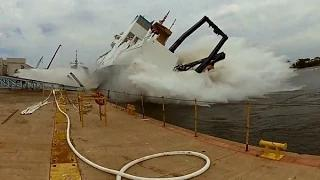 Big SHIP Launch Fails And Win's Caught on Camera