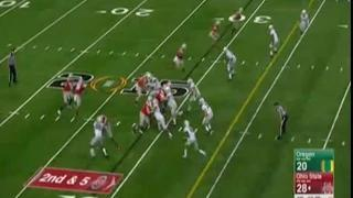 Oregon Ducks vs Ohio State Buckeyes 2015 National Championship Buckeyes win 42-20 game recap