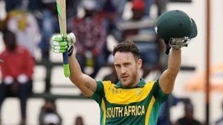 Faf Du Plessis 119 off 56 SA vs WI 2nd T20i 11-1-2015