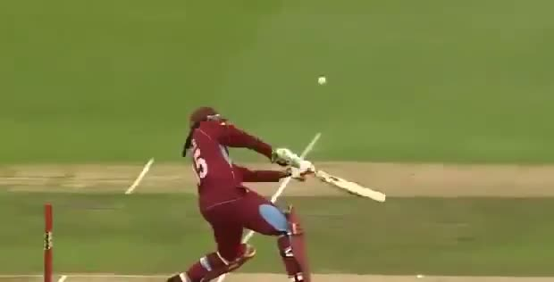 Chris Gayle's 90 in 41 Balls 2nd T20 South Africa vs West Indies 2015