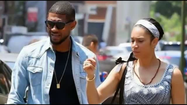 Wow..... Usher is Engaged to Business Partner Grace Miguel!