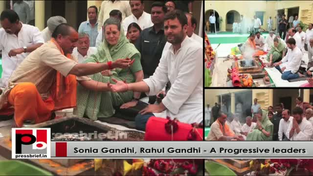 Rahul Gandhi and Sonia Gandhi together can further strengthen the Congress
