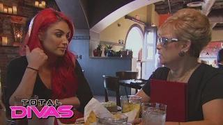 Eva Marie's parents offer their daughter marriage advice: WWE Total Divas Bonus Clip: January 11, 2015