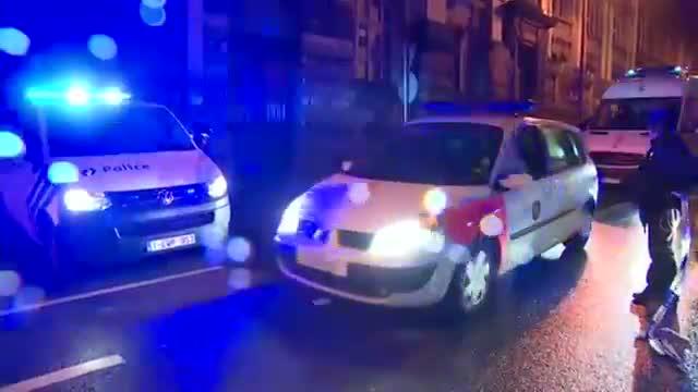 Belgium Police Kill 2 in Anti-Terror Raid