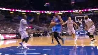 NBA: Kevin Durant Records Near- Triple-Double in Only 28 Minutes