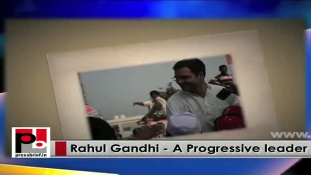 For Congress VP Rahul Gandhi, women's security and safety always a priority