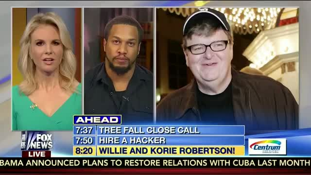 Sniper Brushes Off Michael Moore Attack: 'A Lot of My Friends Died' for His Freedom of Speech