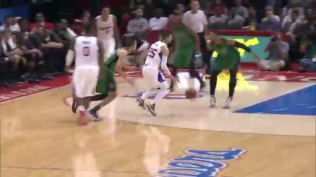 NBA: Austin Rivers Scores First Basket as a Clipper