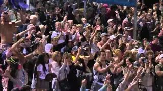 Awesome Aussie celebrations Day 1 - Australian Open 2015