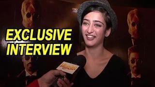 Akshara Haasan EXCLUSIVE Interview | Shamitabh | Amitabh Bachchan | Dhanush