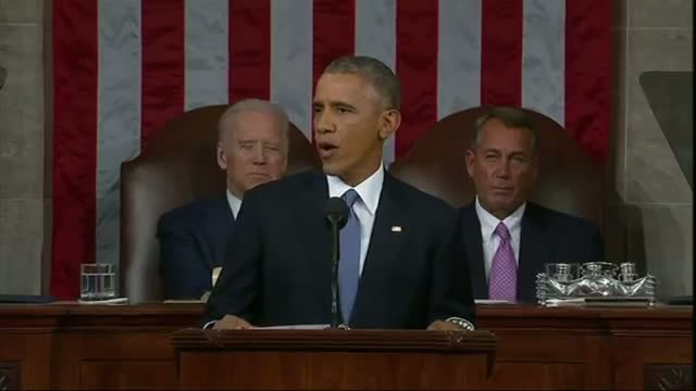 Obama: 'Shadow of Crisis Has Passed' Video