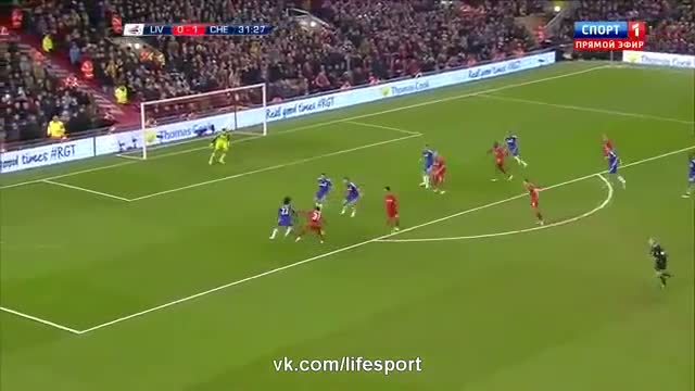 Liverpool vs Chelsea 1-1 Full Highlights all goals - 20/01/2015 ~ Capital One Cup (League Cup) HD