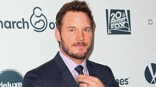 See Chris Pratt Chris Evans Super Bowl Bet Video