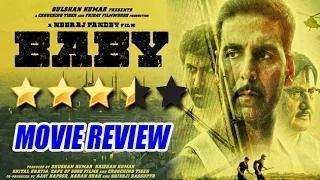 Baby Movie REVIEW - Akshay Kumar   Taapsee Pannu