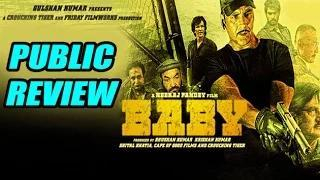 Public Review Of 'Baby'   Akshay Kumar   Taapsee Pannu Video