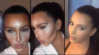 Jennifer Lopez, Kim Kardashian, JLaw and More Show Us The Art Of Contouring