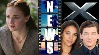 X-Men Apocalypse - Sophie Turner, Tye Sheridan, Alexandra Shipp - Beyond The Trailer