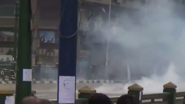 13 Killed, Dozens Injured in Egypt Clashes Video