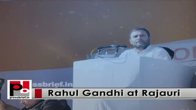 Rahul Gandhi leads Congress protest against Central govt for its U-turns