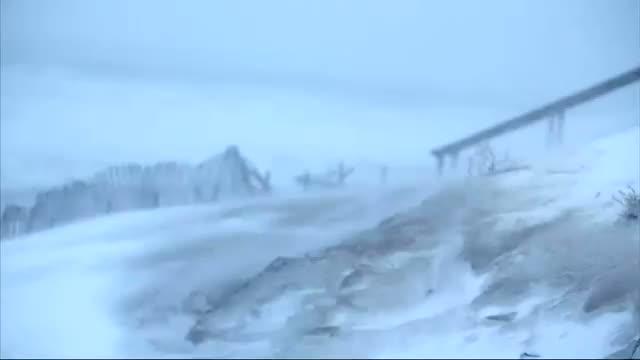 No Major Flooding on Plum Island, Mass. Video
