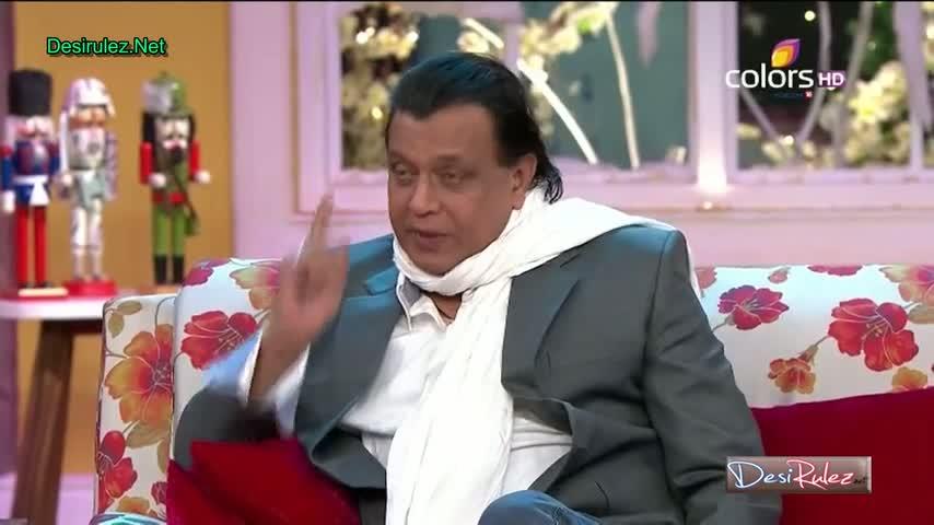 Comedy Nights With Kapil - Ayushmann Khurrana & Mithun Chakraborty - 25th January 2015 - Part 2/4