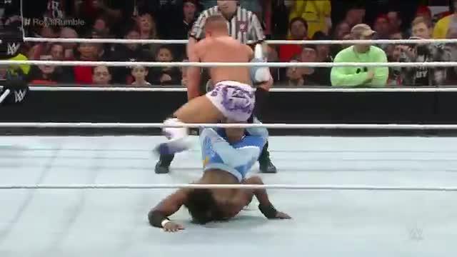 The New Day vs. Cesaro & Tyson Kidd: WWE Royal Rumble 2015 Kickoff