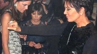 Kendall Jenner & Scott Disick's Alleged $ex Has Left Kourtney Kardashian & Kris Devastated