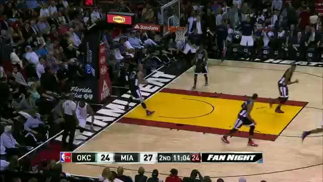 Kevin Durant Top 10 NBA Plays: 2015 NBA All Star Reserve