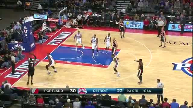 LaMarcus Aldridge Top 10 NBA Plays: 2015 NBA All Star Reserve