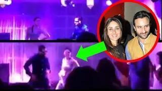 Kareena & Saif's LEAKED Video Goes Viral | Soha Ali Khan's Wedding Reception