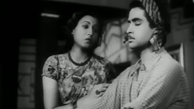 Kyon Baalam Humse Rooth Gaye (HD) - Dil KI Raani - Raj Kapoor - Madhubala - SD Burman [Old is Gold]