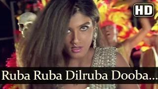Dooba Dooba Dil Ru (HD) - Vinashak Songs - Suniel Shetty - Raveena Tandon - Kavita Krishnamurthy