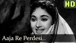 Aaja Re Pardesi Main (HD) - Madhumati Songs - Dilip Kumar - Vyjayantimala - Lata Mangeshkar [Old is Gold]