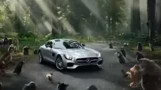 "Mercedes-Benz Super Bowl 2015 XLIX Commercial Ad - ""Fable"" Commercial"