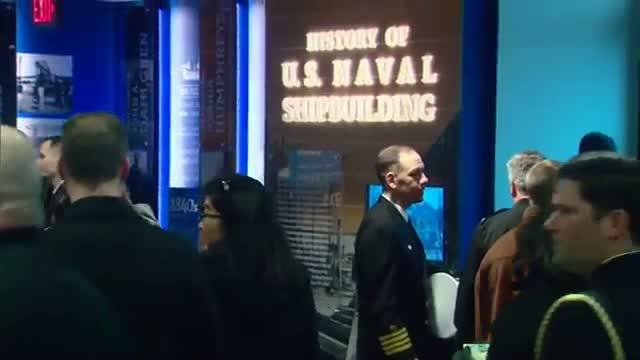 Navy Yard Building Reopens After 2013 Shooting Video
