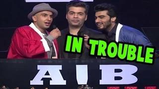 PROTEST Against AIB Knockout