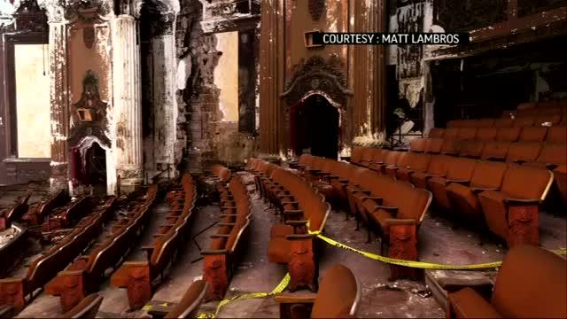 A 1920's Brooklyn Theater Reborn Video