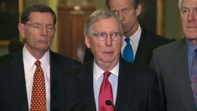 McConnell: IS Militants 'Not Going Away' Video