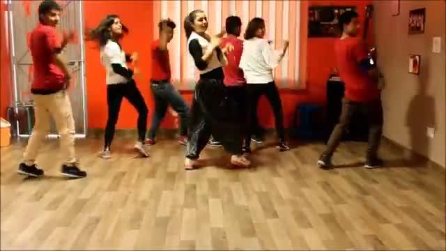 'Chittiyaan Kalaiyaan' - Roy | Dance Choreographed By The Dance Mafia Mohali