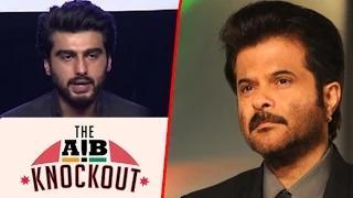 AIB Knockout: Anil Kapoor ANGRY With Arjun & Sanjay Kapoor