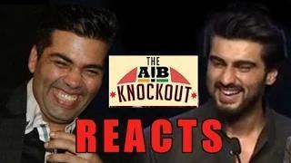 AIB Knockout: Arjun & Karan REACT On The Controversy